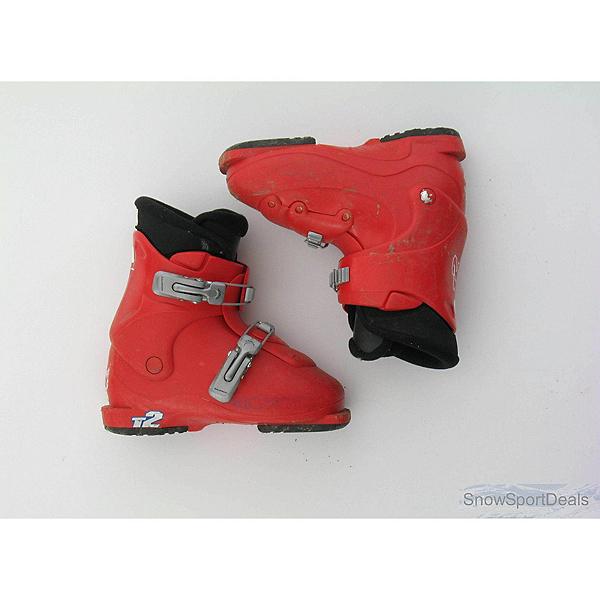 Used Salomon Performa T2 Ski Boots, , 600