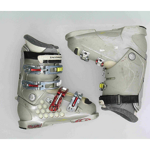 Used Salomon Rush 880 Womens Ski Boots SALE, , 600