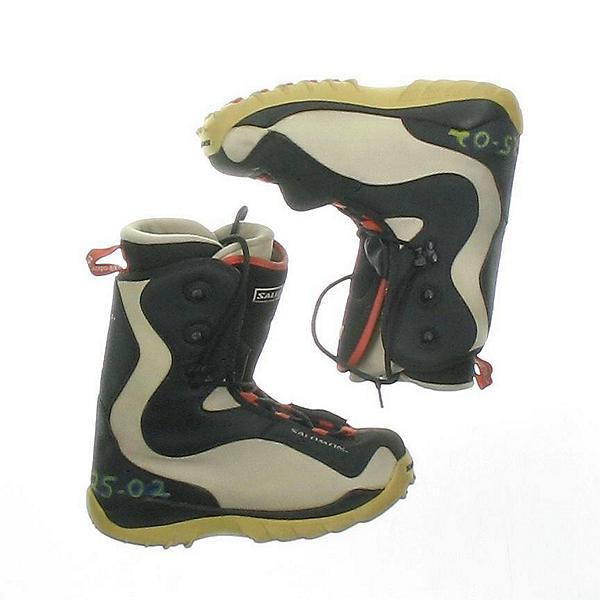 Used Salomon Siam Snowboard Boots, , 600