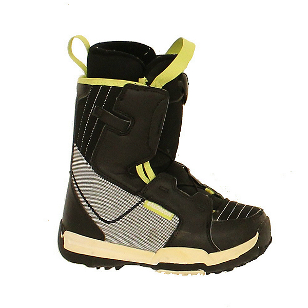 Used Salomon Talapus Kids Snowboard Boots Toddler Size SALE, , 600