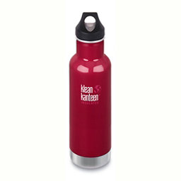 Klean Kanteen Insulated Classic 20oz Water Bottle 2017, Beet Root, 256