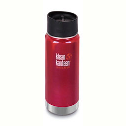 Klean Kanteen Insulated Wide 16oz Water Bottle 2017, Roasted Pepper, 256