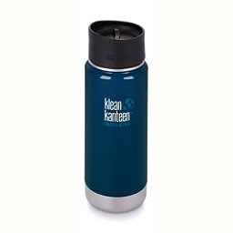 Klean Kanteen Insulated Wide 16oz Water Bottle 2017, Deep Sea, 256