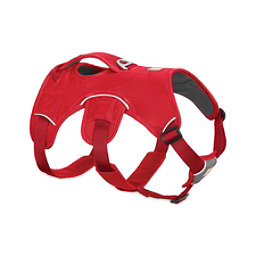 Ruffwear Web Master Harness, Red Currant, 256