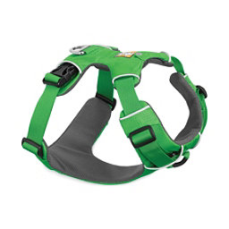 Ruffwear Front Range Harness, Meadow Green, 256