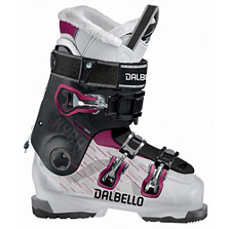 Dalbello Kyra MX 80 Womens Ski Boots 2019, Transparent-Black, 256