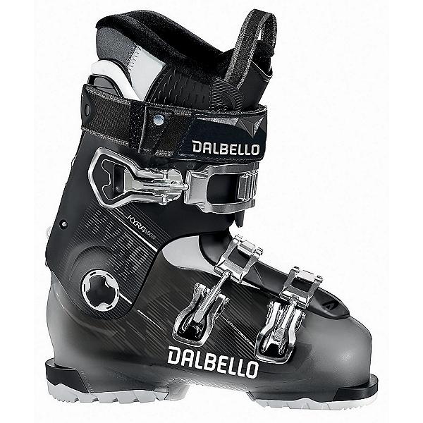 Dalbello Kyra MX 70 W Womens Ski Boots, Black-Black, 600