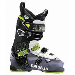 Dalbello Krypton AX 120 Ski Boots 2018, Black Transparent-White, 256