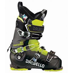 Dalbello Panterra 100 Ski Boots 2018, Black-Acid Yellow, 256
