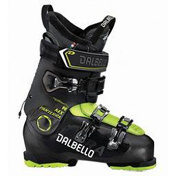 Dalbello Panterra MX 90 Ski Boots 2018, Black-Acid Yellow, 256