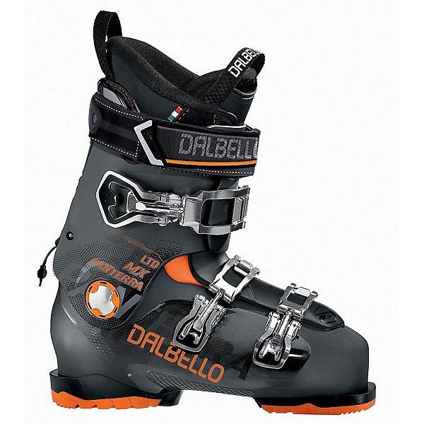 Dalbello Panterra MX 80 Ski Boots 2018, Black-Black, 600