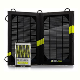 Goal Zero Guide 10 Plus Solar Kit, , 256