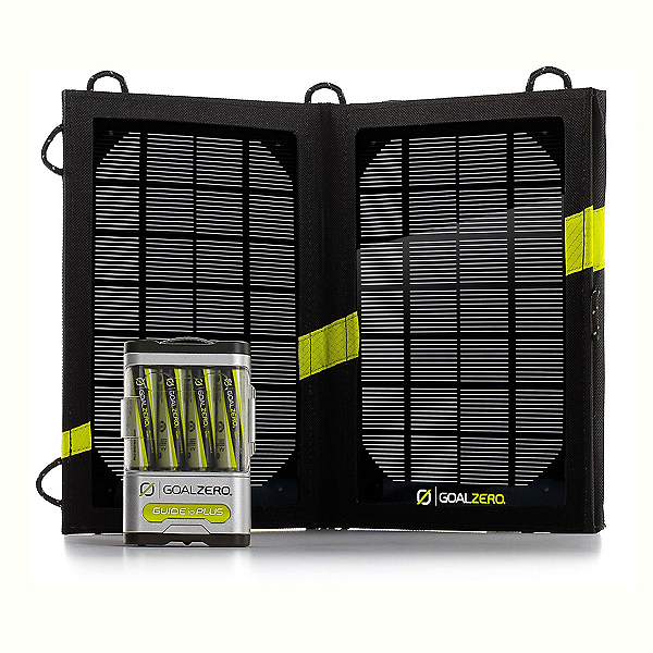 Goal Zero Guide 10 Plus Solar Kit, , 600