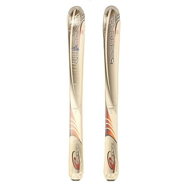 Rossignol Brand New Sealed Edge Jr Kids Youth Skis 100cm Flat Skis, , 600
