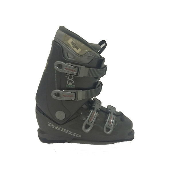 Used Womens Dalbello Ski Boots Sale Ratchet Buckles