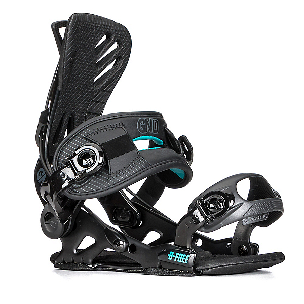 Gnu B-Free Womens Snowboard Bindings, , 600