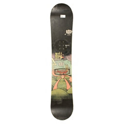 Used Ride Lowride Snowboard Deck Only No Bindings C Condition, , 256