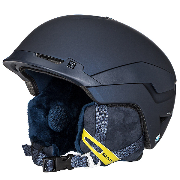 Salomon Quest W Womens Helmet, Wisteria Navy, 600