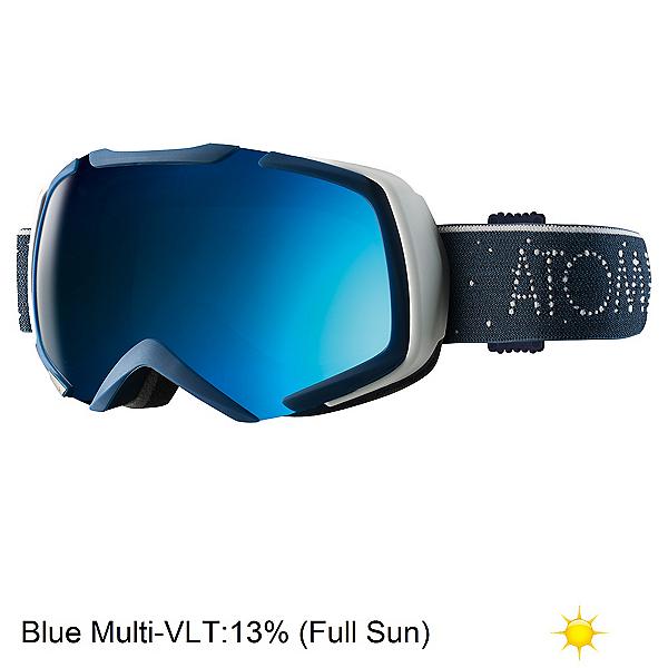 Atomic Revel S ML Goggles, Dark Blue-Blue, 600