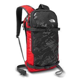 The North Face Slackpack 20 Backpack, Asphalt Grey-Centennial Red, 256