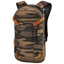 Dakine Heli Pack 12L Backpack 2018, Field Camo, 256