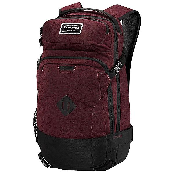 Dakine Heli Pro 20L Backpack 2018, Bordeaux, 600