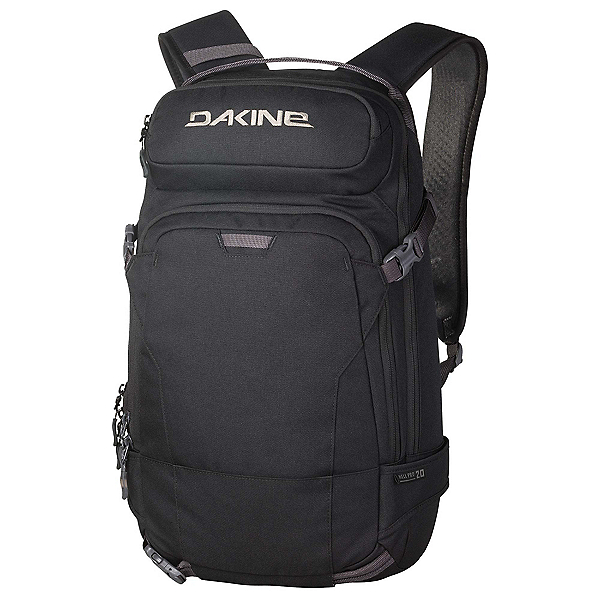 Dakine Heli Pro 20L Backpack 2020, Black, 600