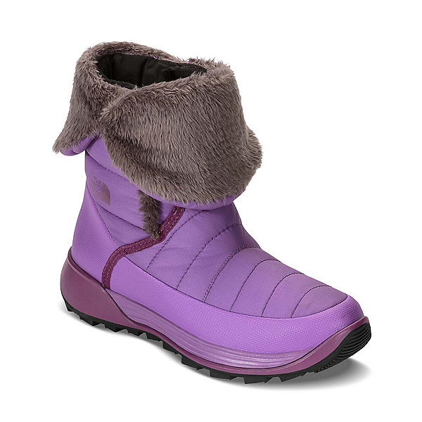 The North Face Amore II Girls Boots, Bellflower Purple-Wood Violet, 600