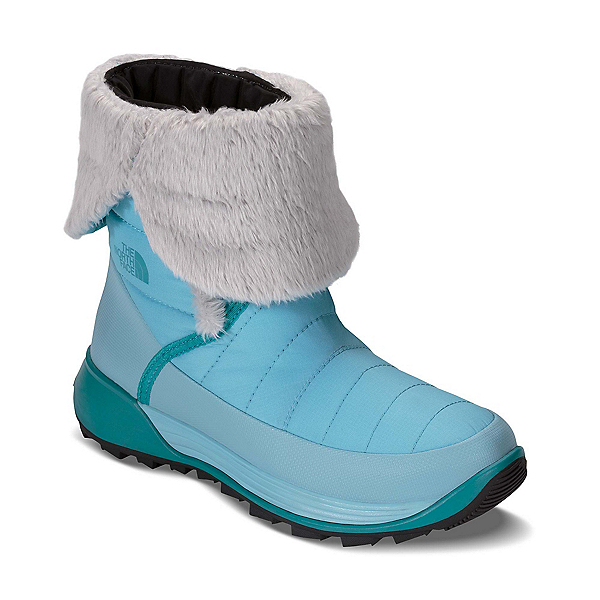 The North Face Amore II Girls Boots (Previous Season), Blizzard Blue-Algiers Blue, 600