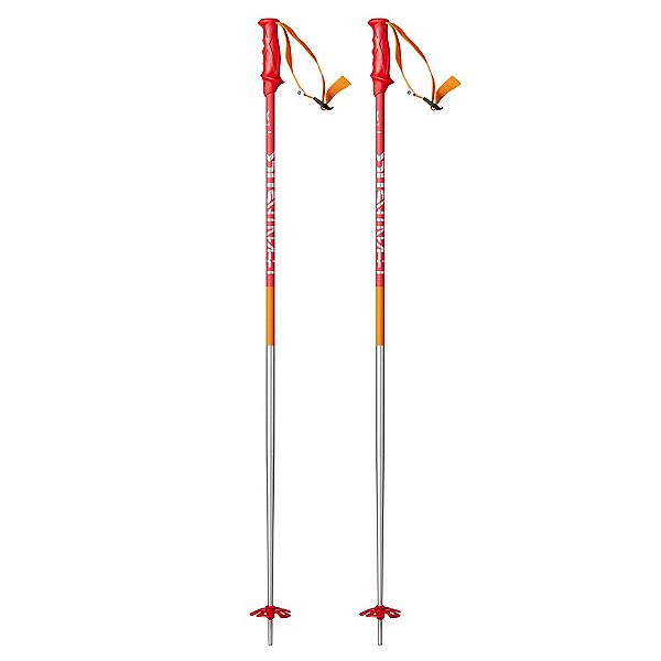 Volkl Phantastick 2 Ski Poles, Red, 600