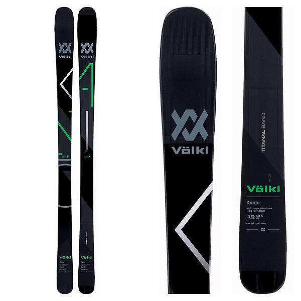 Volkl Kanjo Skis 2018, , 600