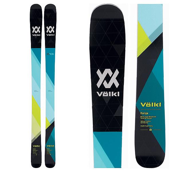 Volkl Kenja Womens Skis 2018, , 600