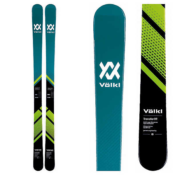 Volkl Transfer 89 Skis, , 600