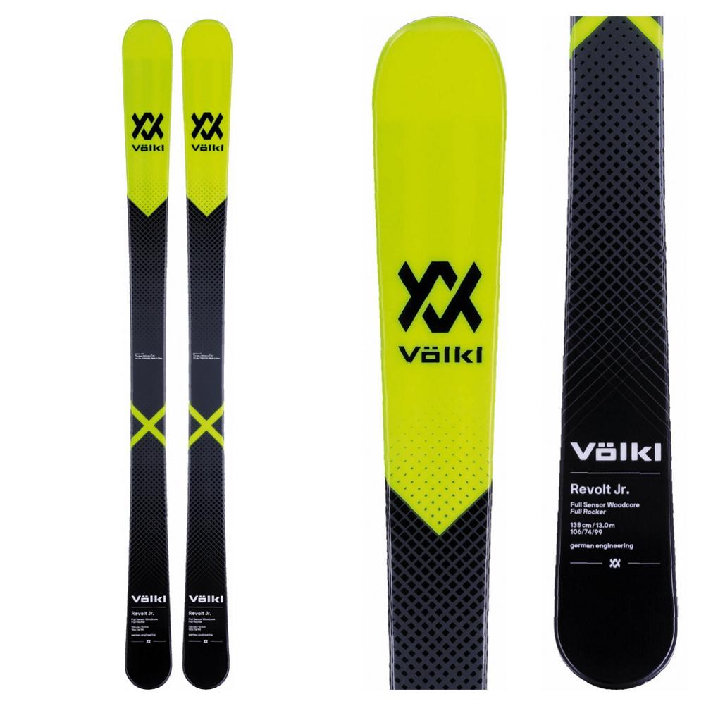 Volkl Revolt Jr. Kids Skis