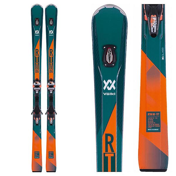 Volkl RTM 86 Skis with IPT WR XL 12 Bindings, , 600