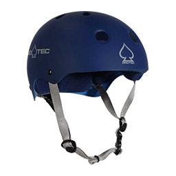Pro-Tec Classic Mens Skate Helmet 2017, Matte Blue, 256