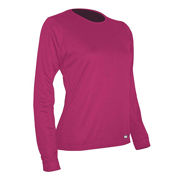PolarMax Mid Weight Double Layer Womens Long Underwear Top, , 600