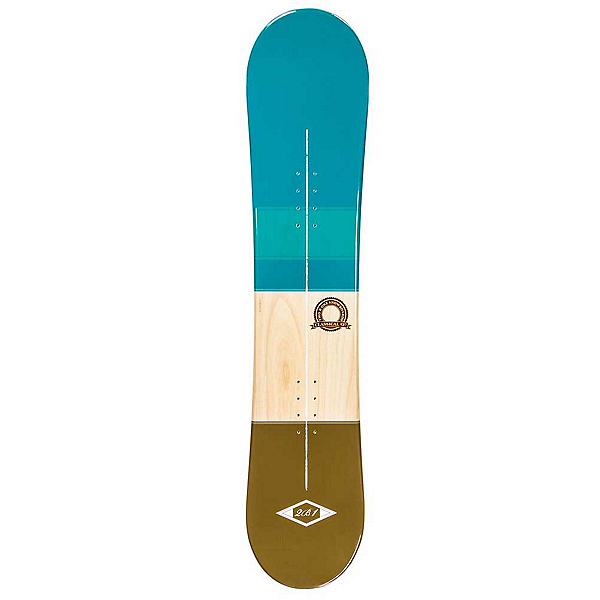 2B1 Classical Red Boys Snowboard, , 600