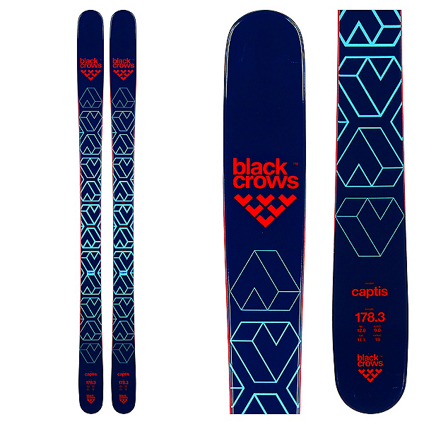 Black Crows Captis Skis, , 600