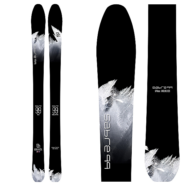 Icelantic Sabre 99 Skis 2018, , 600