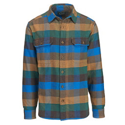 Woolrich Oxbow Bend Flannel Shirt, Multi Check, 256