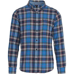 Woolrich Trout Run Flannel Shirt, Asphalt, 256