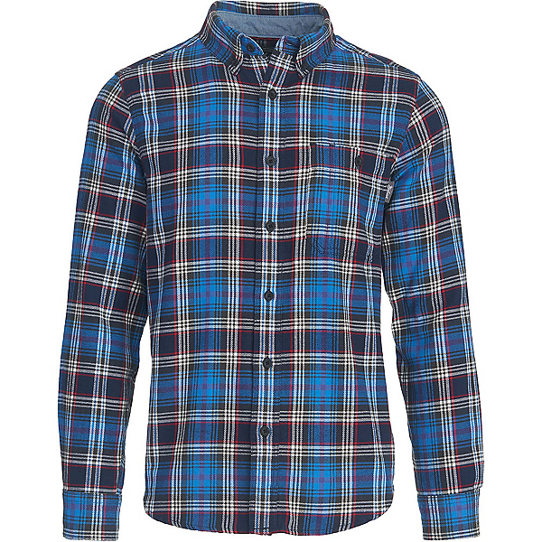 Woolrich Trout Run Flannel Shirt, Asphalt, 600