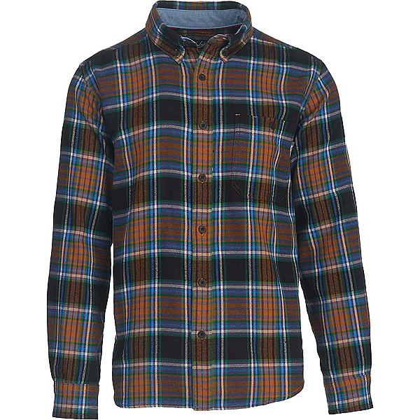 Woolrich Trout Run Flannel Shirt, , 600