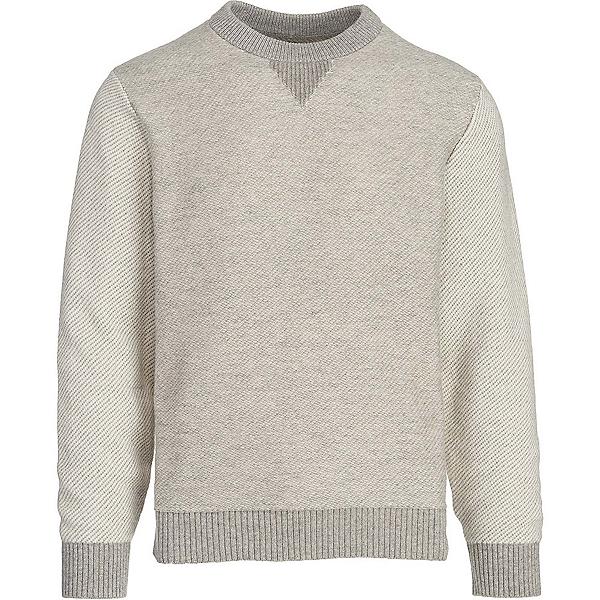 Woolrich Twill Sweatshirt, Geyser, 600
