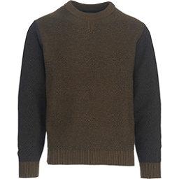 Woolrich Twill Sweatshirt, Olive, 256