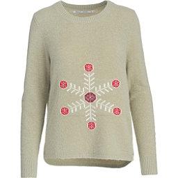 Woolrich Motif Womens Sweater, Meadow, 256