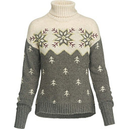 Woolrich Snowfall Valley Turtleneck Womens Sweater, , 256