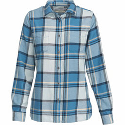 Woolrich The Pemberton Flannel Shirt, French Blue, 256
