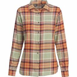 Woolrich The Pemberton Flannel Shirt, Meadow, 256